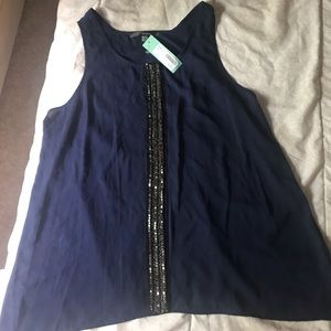 Fun2fun Darcy beaded blouse